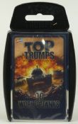 Top Trumps 38225 World of Tanks